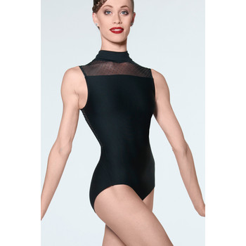Ballettanzug Lys BLACK M
