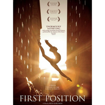 First Position DVD